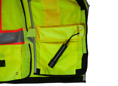 LED Vest Battery Pack