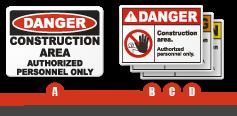 OSHA and ANSI choices