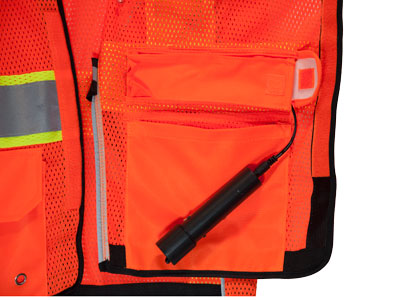 LED Vest Battery Pack