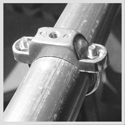 Round Post Clamp or Bracket