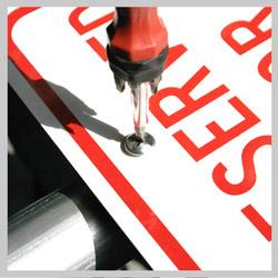 Round Post Sign Bracket Y4964 By Safetysign Com