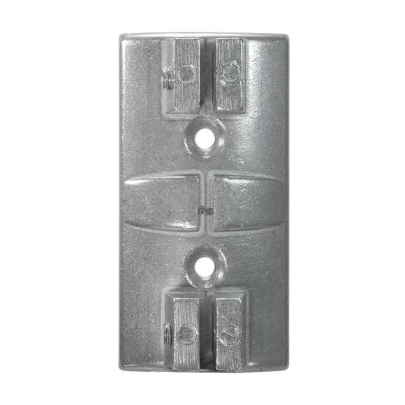 Front view of the Wing Bracket
