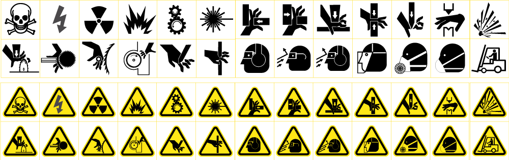 Electrical Safety Signs And Symbols And Their Meanings Pdf