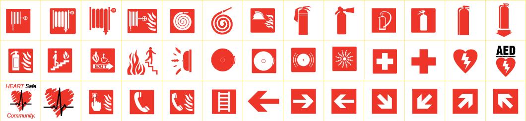 Safety Symbols Classification