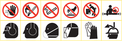 Safety Symbols Classification