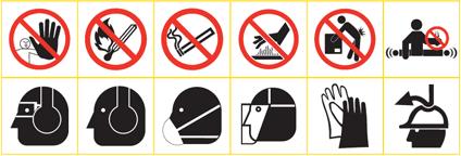 ANSI Z535 Safety Symbols | SafetySign.com