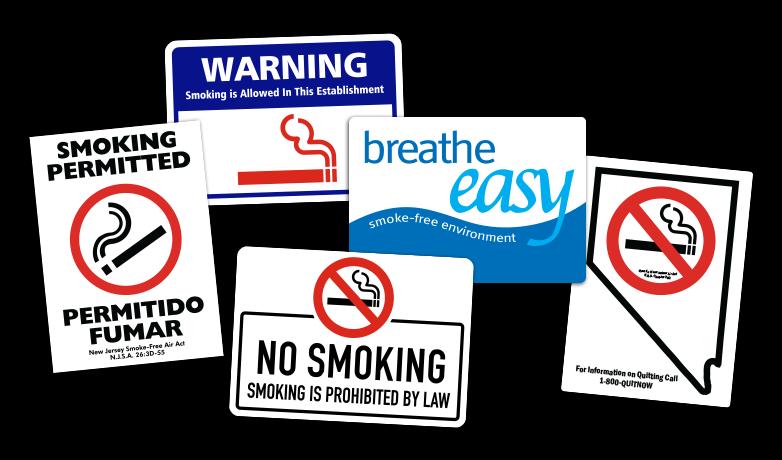 State No-Smoking Regulations