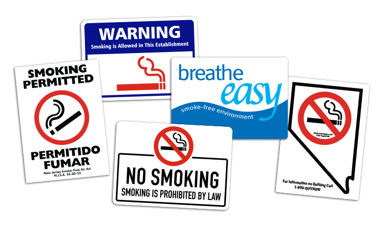 State No-Smoking Regulations