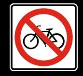 Нет Знака Велосипеда;