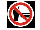 No Food or Drink Please