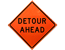 Signs for Road Construction