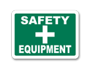 Safety First Aid Equipment