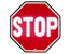 Stop Paddle