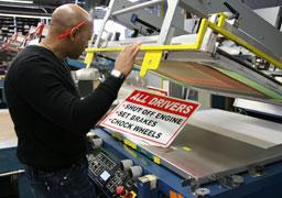 SafetySign Printing