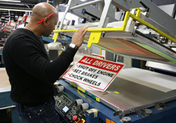 SafetySign Printing